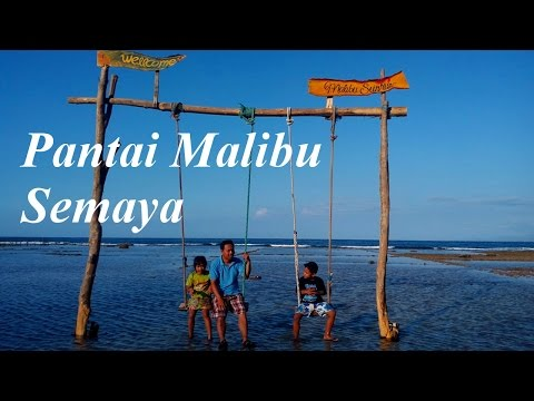 Video Pantai Malibu Semaya Nusa Penida Bali