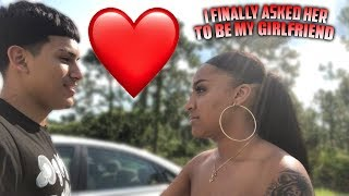 I Finally Asked My CRUSH To Be My GIRLFRIEND!