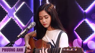 Liên Khúc Duyên Phận & Vùng Lá Me Bay - Phương Anh (Guitar Cover)
