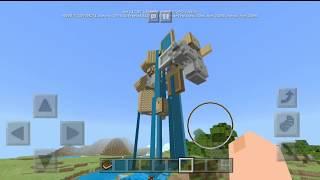 НАШЁЛ ЗАБАГАННУЮ ДЕРЕВНЮ в Minecraft PE 1.7.0.7 | ЕСЛИ ЧТО, ТО ЭТО КАРТА!