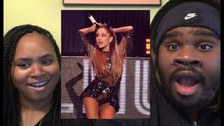 ARIANA GRANDE - BREAK YOUR HEART RIGHT BACK LIVE (MIKE GOES TF OFF) - REACTION (MUST WATCH)