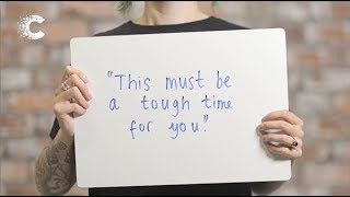 How to talk to someone with cancer | Top tips from patients | Cancer Research UK