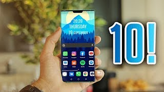 Huawei Mate 30 Pro - TOP 10 FEATURES!