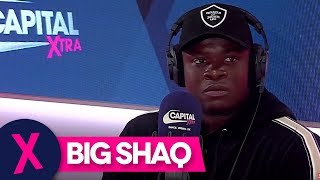Big Shaq Talks New Song 'Man Don't Dance', Going Viral, Dating & More With Yinka - dooclip.me