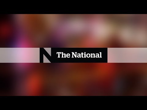The National for Monday January 1, 2018