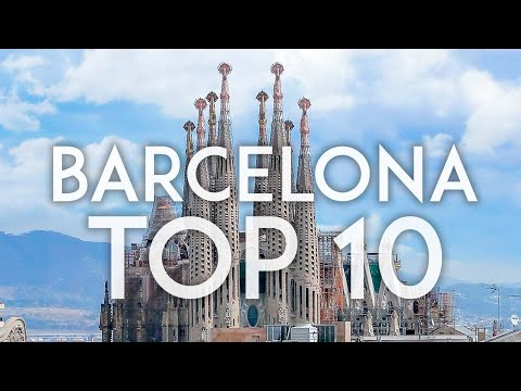 Barcelona TOP 10 | Things to do in Barcelona 2018