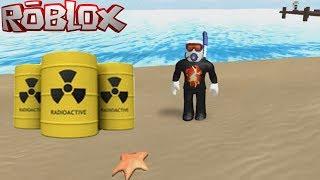 Роблокс под водой Купили лодку акваланг Пираты и Кислота убивает Новые приключения Roblox kids child