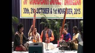 38th Annual Sangeet Sammelan Day 1 Video Clip 2