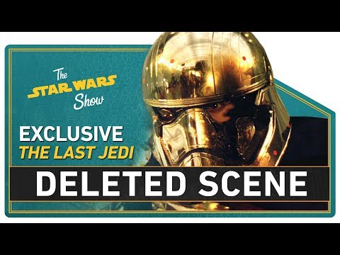 New The Last Jedi Deleted Scene, Star Wars Rebels Says Goodbye, and More!