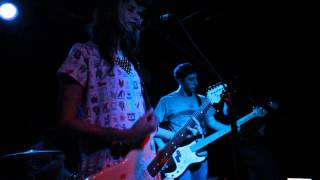 Speedy Ortiz - The Graduates (Live at The Frequency)