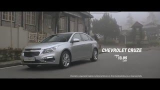 Chevrolet Cruze 2016 – For Those Who Do Their Own Thinking