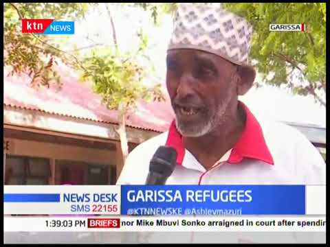 Refugee register being cleaned up, Garissa town hosts over 200,000 refugees