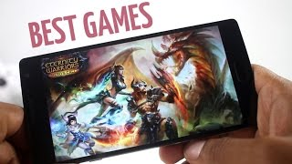 Best Android Games: October 2015