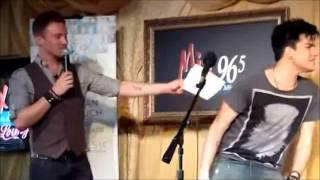 Adam Lambert ► Funny moments 2012 - 2013 (PART 1)