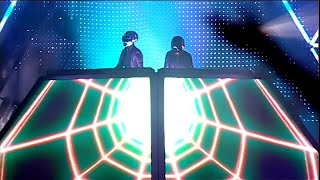 Daft Punk   Alive 2007 Wireless Festival UK   FullHD 50p