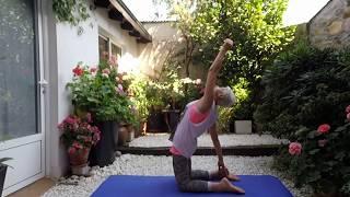 Clases de Yoga para mayores.