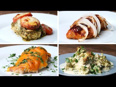 Chicken Bake 4-Ways