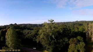 Video avec le wltoys xk x1 gps et onepaa
