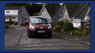 Peugeot Independence Wheelchair Accessible Vehicles