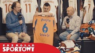 Historia piłkarskich koszulek Michała Żewłakowa