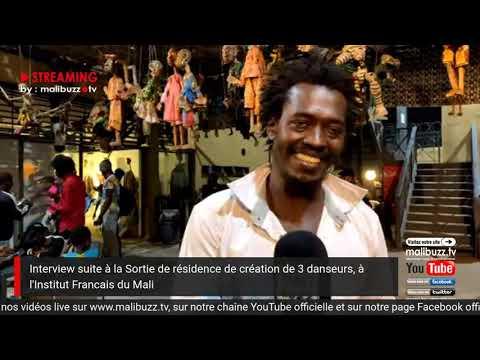 Interview avec le Chorégraphe malien Alou Cissé dIt ZOL