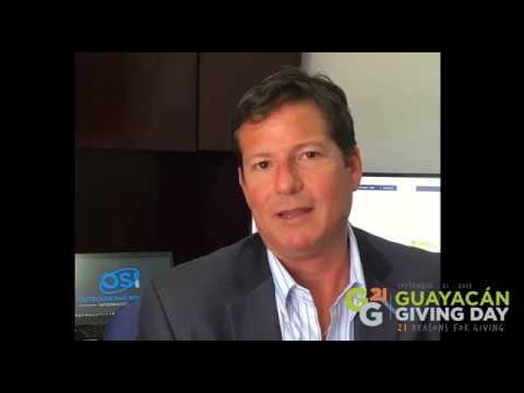 Guayacán Giving Day presenta Antonio Sécola de Alchavo.com y su razón para dar