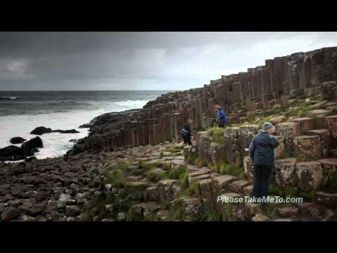 Giants Causeway, Antrim - Ireland