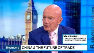 Mobius Says U.S. Must Join China's 'One Belt, One Road'