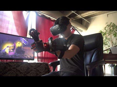 [閒聊] 一級玩家 & 現實中的VR設備 - terievv板 - Disp BBS
