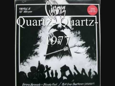 Quartz-Quartz-Mainline Riders online metal music video by QUARTZ