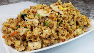 CHICKEN FRIED RICE | EASY | How To Make Fried Rice