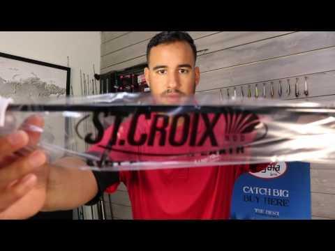 St.Croix Premier Unboxing Review – Best Fishing Rod WARRANTY!!!