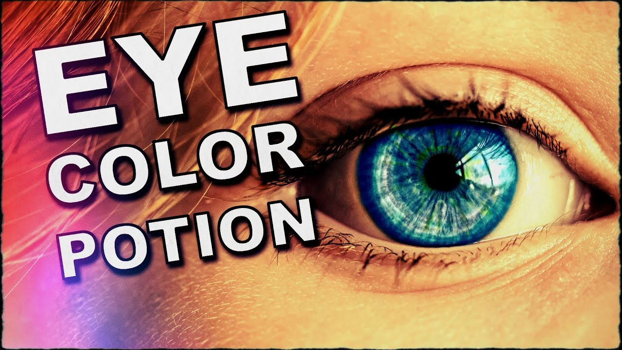Eye Color Change Spell That Really Works
