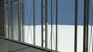 preview picture of video 'Kunsthaus Bregenz Animation - Zachary Goldstein'