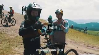 Велофестиваль в Польше 2018: Joy Ride Bike Park - Kluszkowce