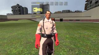 GMod Tutorial: How to Make Ragdolls Look Like They're Driving - Most