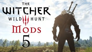 WITCHER 3 MODS 5