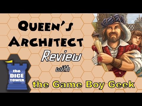 The Game Boy Geek Reviews Queen's Architect
