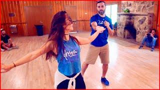 ROSALÍA, Ozuna   Yo X Ti, Tu X Mi Dance | Brazilian Zouk | Eddie Bonnell & Emi Ferguson Zouk Atlanta