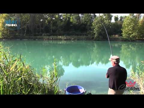 Pesca in posti di Salsk