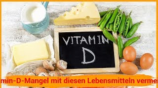 Vitamin-D-Mangel mit diesen Lebensmitteln vermeiden