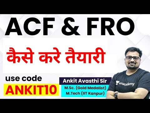 ACF & FRO 2020 | Complete Environment Course | Use Code ANKIT10 & Get 10% Off