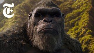 Watch an Underwater Brawl in 'Godzilla vs. Kong' | Anatomy of a Scene