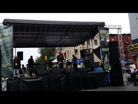 The Sun live @ El Festival del Barrio