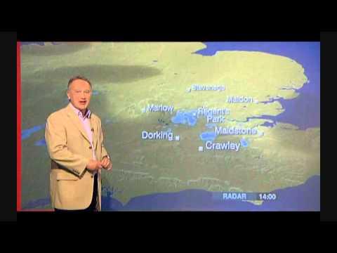 BBC Weather - Naughty Cloud