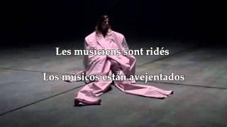 Christine and the Queens - Paradis Perdus español/français