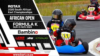 2020 Africa Open – Bambino