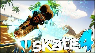 SKATE 4 CONFIRMED & YOU CAN ONLY PLAY IT RIGHT NOW FOR 2 HOURS | SPLATOON 2 + SKATE = DeckSplash