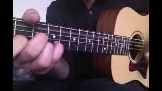 Kurt Vile - Peeping Tomboy (how-to tutorial)