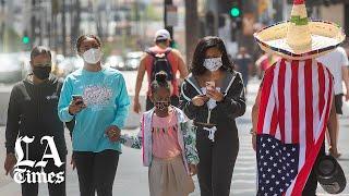 Californians must wear face masks in public under coronavirus order issued by Newsom